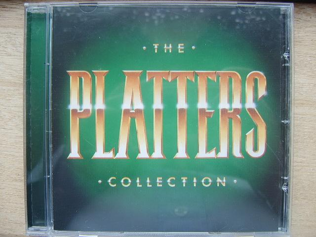 The Platters Collection Cd The Nostalgia Store Retro